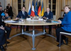 Нормандський саміт: основне — на паузу